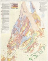 1:100,000 Geological Map